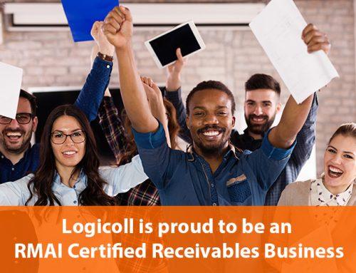Logicoll, LLC Proudly Announces RMAI Certified Receivables Business Designation